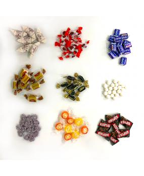 Caja con Caramelos Vintage...
