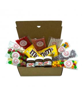 Caja de Chuches + Snacks+...