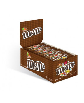 MARS M&M CHOCOLATE 24u